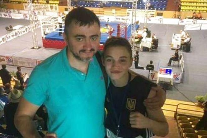 Кам'янчанин Віктор Бойко - чемпіон Європи з боксу серед юнаків