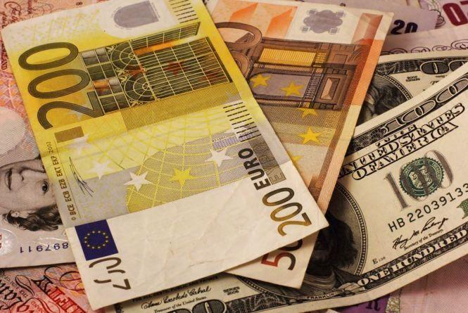 Євро падає - курс валют НБУ на 10 серпня