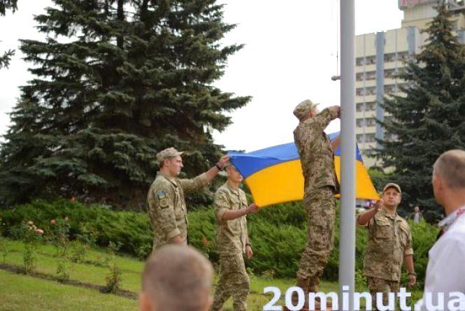 23 серпня українці відзначають День Державного Прапора
