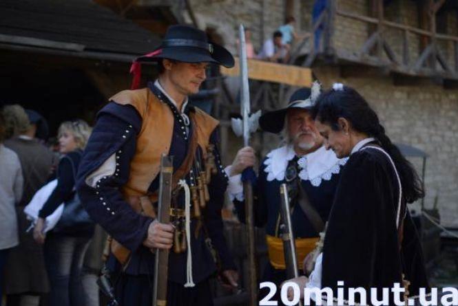 У Кам'янці пройде фестиваль «Schola millitaria»
