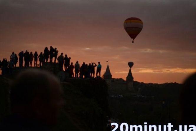 У Кам'янці пройде фестиваль повітряних куль
