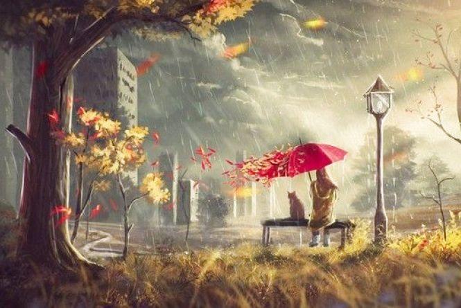 Думки кам`янчан про осінню депресію: як повернути гарний настрій?