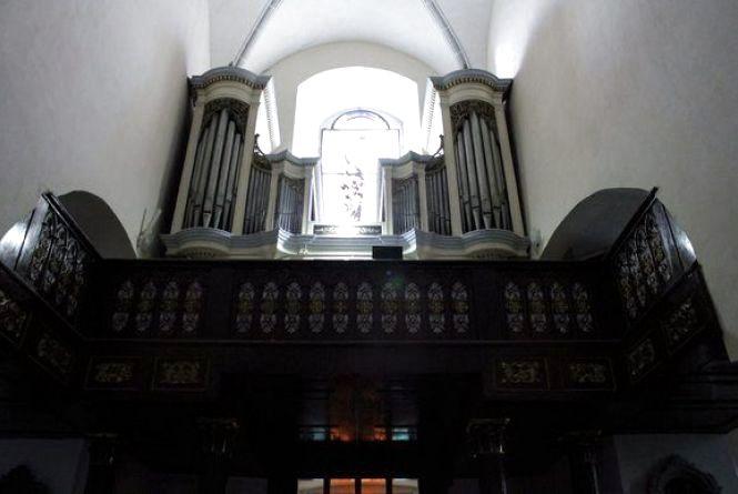 У Кам`янці відбувся концерт органіста зі Швейцарії