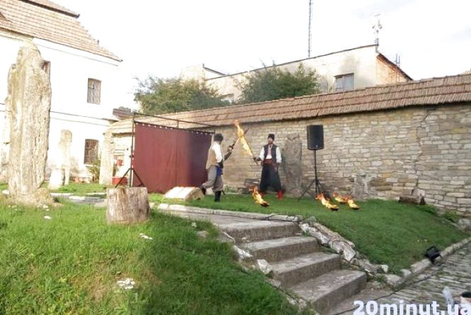 Як Кам'янець-Подільський відзначав День туризму
