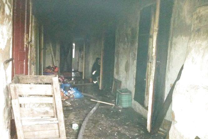 У Кам`янці під час пожежі загинув чоловік