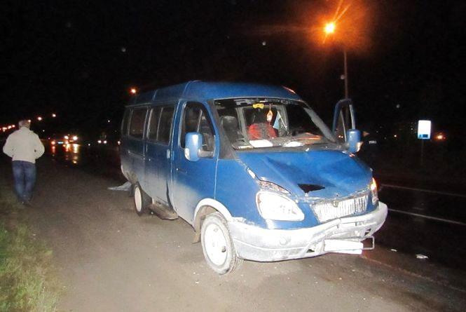 У Кам'янці в ДТП загинула жінка