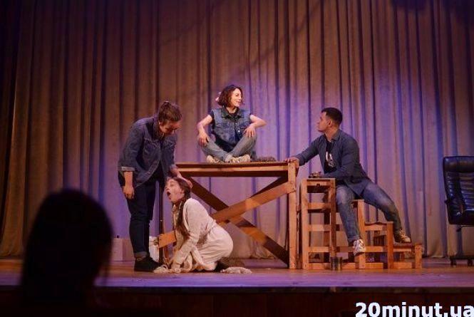 Яким був другий день театрального фестивалю у Кам`янці?