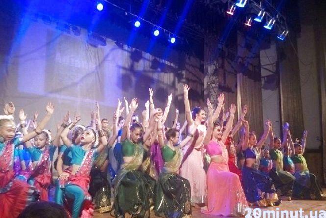 У Кам`янці відбулося танцювальне шоу