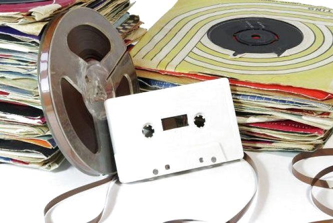 27 жовтня - Всесвітній день аудіовізуальної спадщини