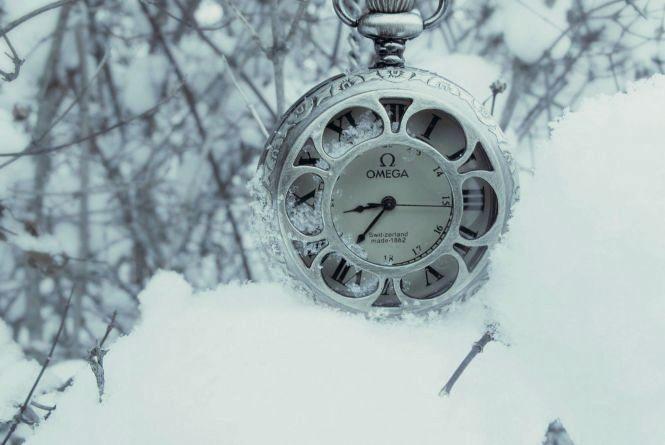 """29 жовтня кам'янчани перейдуть на """"зимовий час"""""""