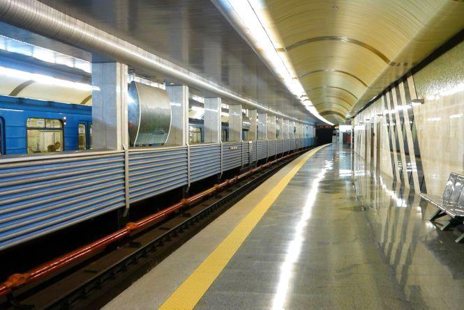 6 листопада в Києві запустили першу лінію метро