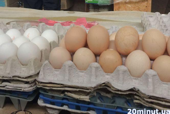 У скільки кам'янчанам обійдеться десяток яєць та кілограм курятини?
