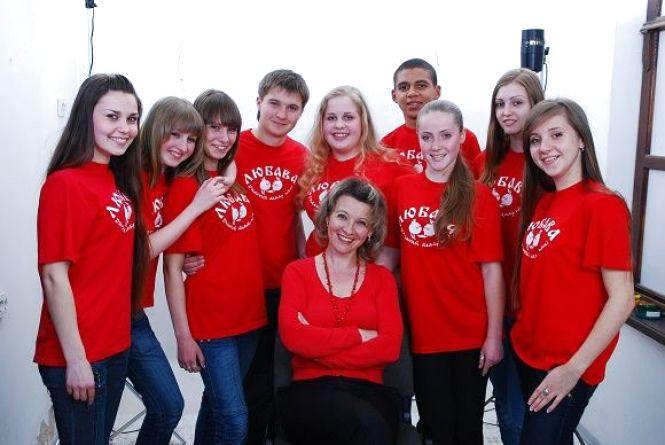 Любов Мартинюк - про творчість, театр пісні та учнів, які були учасниками Євробачення