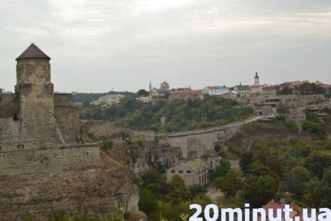 У Кам'янці 15-16 листопада обмежать рух через Замковий міст