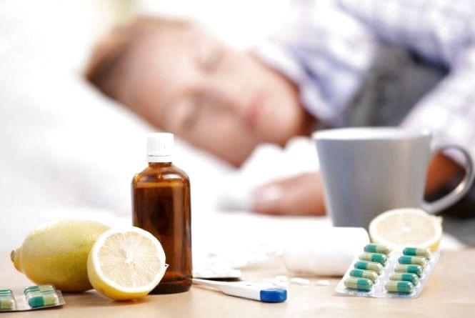 У Кам'янці пік захворюваності ГРВІ очікується у кінці грудня та на початку січня