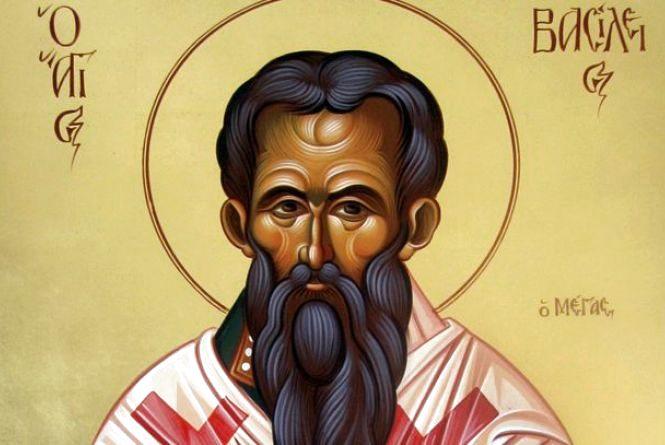14 січня - Василія Великого і Старий Новий Рік