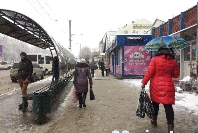 У Кам'янці на 20 січня прогнозують сніг і похолодання