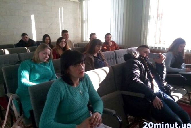 У Кам'янці пройшла презентація Всеукраїнської кампанії «Задай курс владі»
