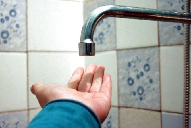У центральній частині Кам'янця тимчасово відключено воду