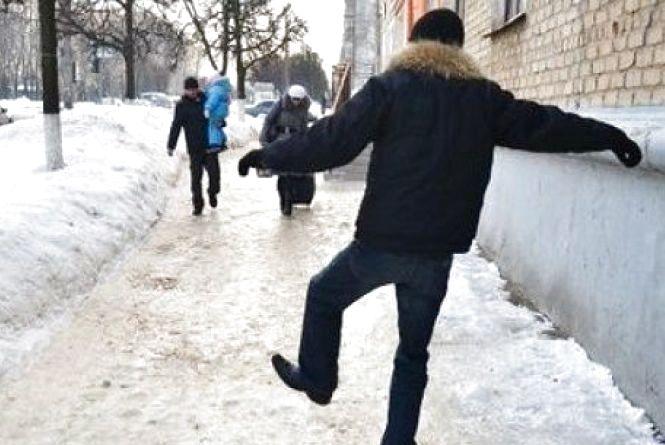 177 кам'янчан травмувалися минулого тижня