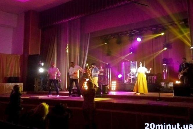 """У Кам'янці відбувся концерт гурту """"ТІК"""""""