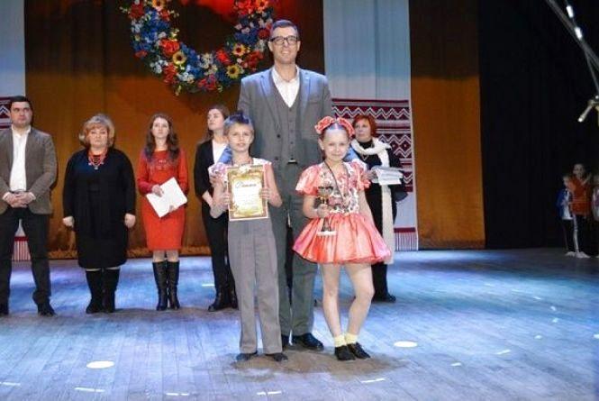 Юні танцюристи із Кам'янця стали кращими на Всеукраїнському фестивалі-конкурсі
