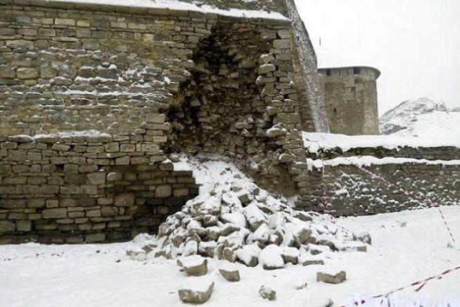На ремонт Старої фортеці у Кам'янці-Подільському виділили 700 000 гривень