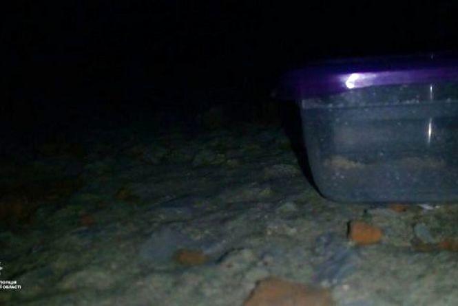 У кам'янчанина патрульні знайшли схожу на наркотики речовину