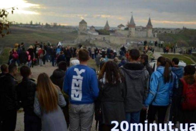 Кам'янець входить у п'ятірку міст, які найбільше відвідують туристи