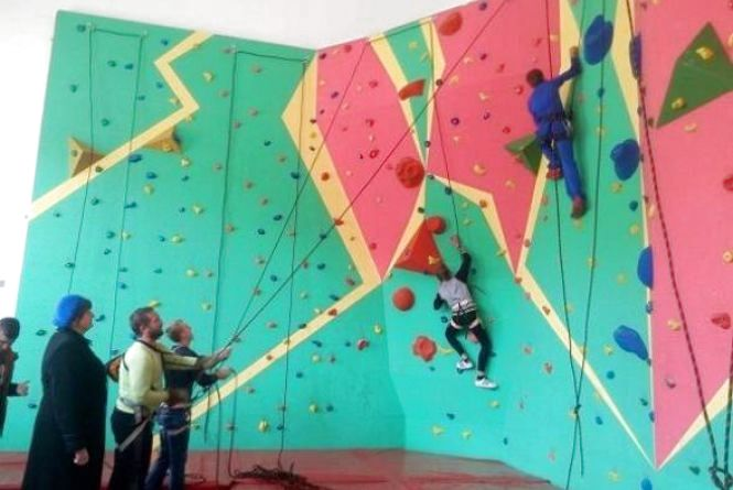 Новий скеледром Кам'янця вперше прийме змагання