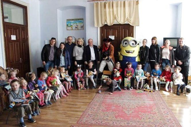 У Кам'янці відбулась благодійна акція для дітей