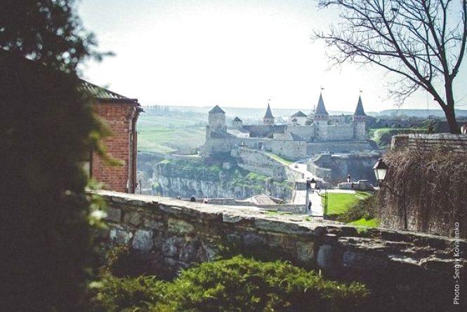 Проект «Віртуальний Кам'янець»: місто у сферичних панорамах Сергія Коваленка