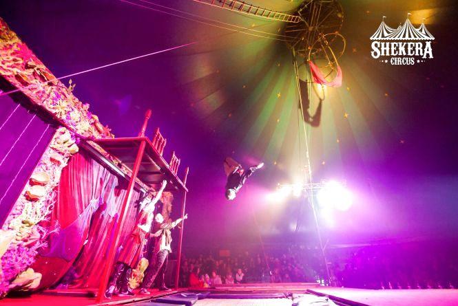 Найкрутіший Цирк країни «SHEKERA» з новою програмою у Кам'янець-Подільському! Тільки з 27 по 29 квітня!(Новини компаній)