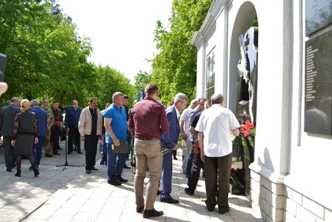 У Кам'янці згадали трагедію на Чорнобильській АЕС