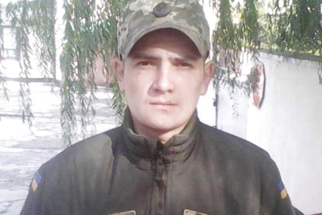 На Хмельниччині 4 травня відбудеться прощання із загиблим в АТО Героєм Костянтином Паршенком