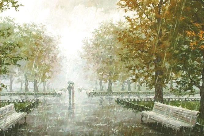 У Кам'янці 9 травня можливий дрібний дощ