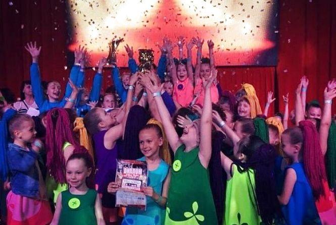 Танцювальний колектив із Кам'янця здобув 5 перемог у всеукраїнському конкурсі
