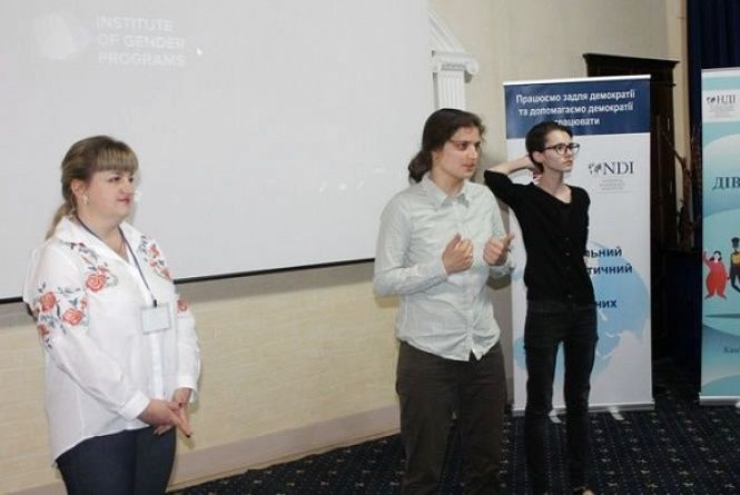 У Кам'янці відбулась презентація фільму про жінок в АТО. Автором ідеї якого є кам'янецька розвідниця