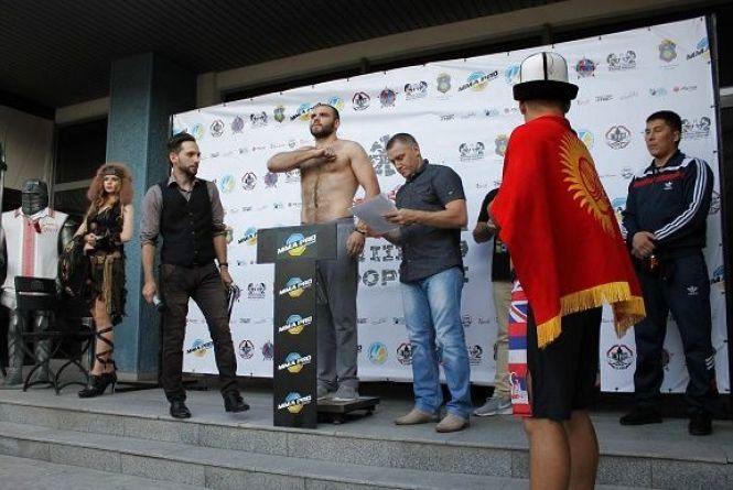 У Кам'янці відбувся фестиваль «Битва в фортеці-ІІІ»