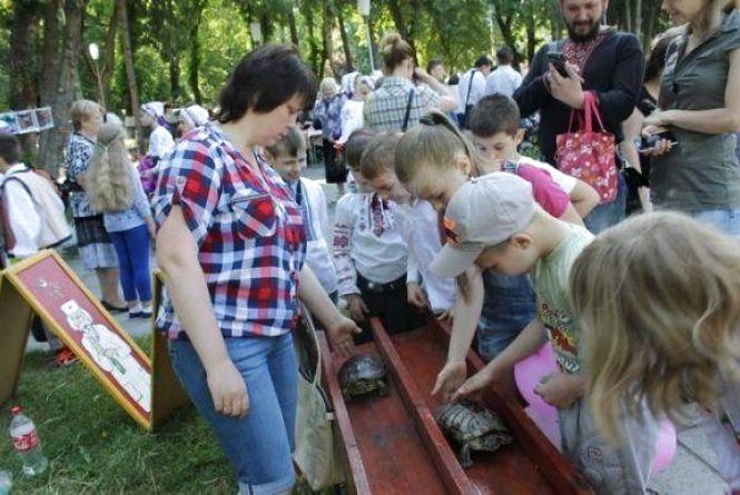 Маленьких кам'янчан запрошують на свято до Дня захисту дітей (Детальна програма)