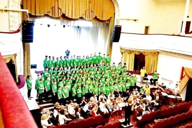 Міжнародний музичний проект у Кам'янці завершився масштабним концертом