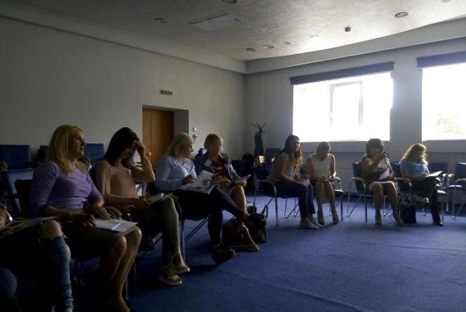 Кам'янчани взяли участь у тренінгу з публічних консультацій
