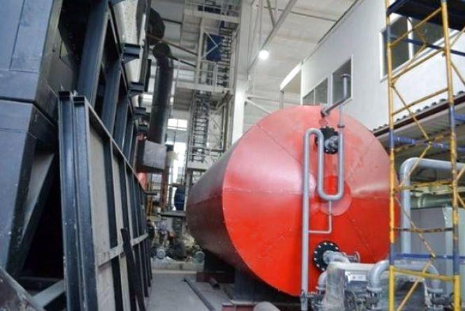 У Кам'янці незабаром розпочне роботу перша в Україні теплоелектростанція на біомасі