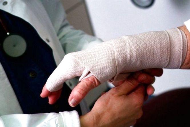 Статистика травпункту: у Кам'янці за минулий тиждень у ДТП постраждало троє людей