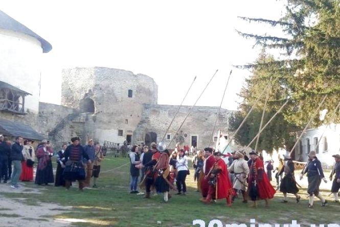 Фортеця Кам'янця перетвориться на прикордонний замок 17 століття