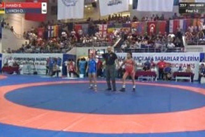Студентки вузу Кам'янця стали призерками змагань зі спортивної боротьби