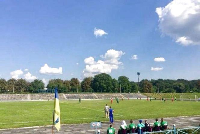 Віськовослужбовці Кам'янця та Вінниці зіграли у футбол у рамках Всеукраїнського Чемпіонату.