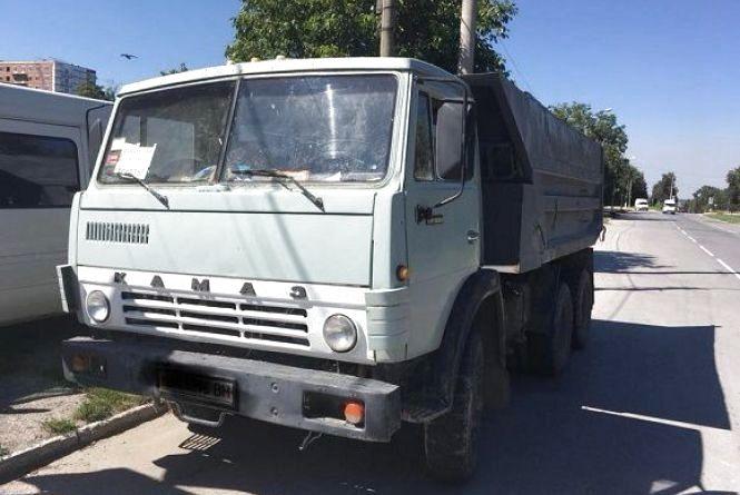 У Кам'янці затримали п'яного водія вантажівки