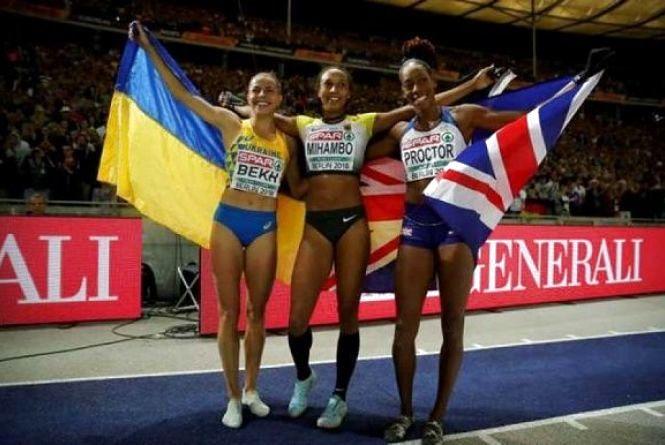 Студентка із Кам'янця виборола срібло на Чемпіонаті Європи