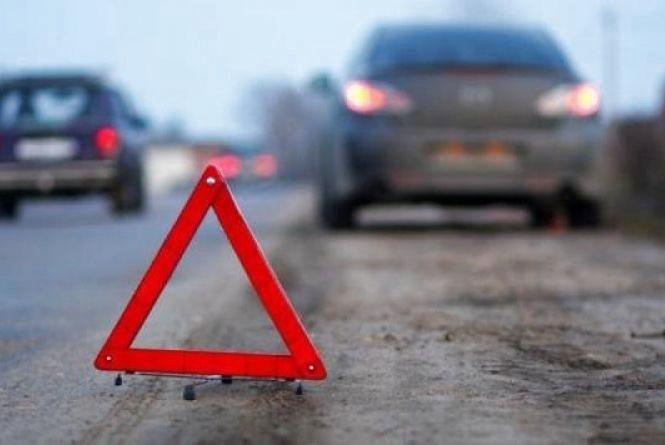 У Кам'янці сталася дорожня аварія. Двох людей госпіталізували